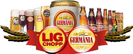 Lig Chopp Germania Mococa